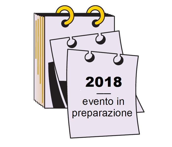 Evento in preparazione 2018